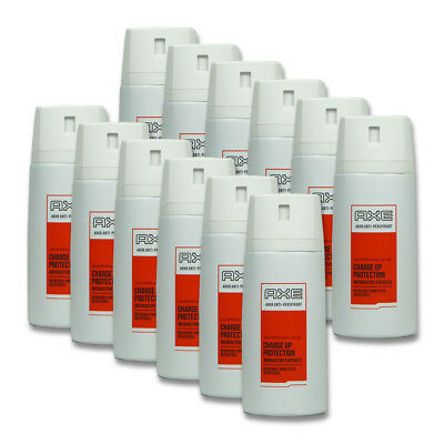 12x150ml Axe Anti-Transpirant Deosrpay Bodyspray Adrenaline