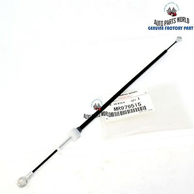 Genuine Oem Mitsubishi 03-07 Lancer Heater Temperature Control Cable Mr979515