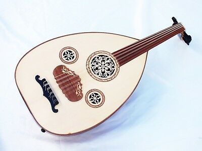 Musical Instrument Ud Oud With Monojack