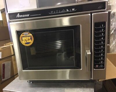 Amana RC22S2 Commercial Microwave Oven *Scratch & Dent*