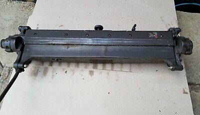 "Sheetmetal Bar Folder 30"" R.B. Hayward Company"