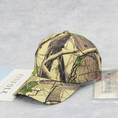Outdoor Camouflage Tactical Military Cap Bionic Leaf Hunting Hat Sniper Hidden D