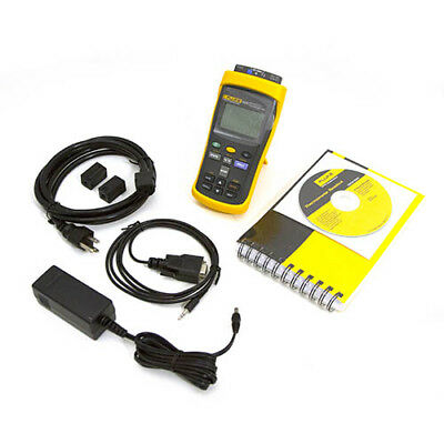 Fluke 1524 Dual Channel Reference Thermometer
