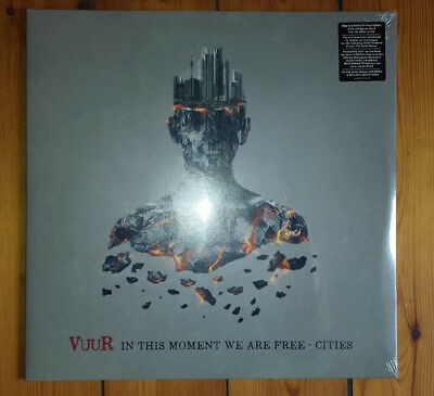 Vuur – In This Moment We Are Free - Cities (2LP Gatefold CD) Anathema neu