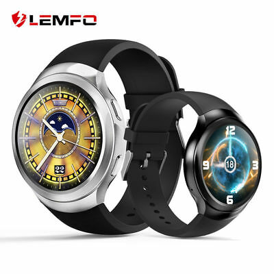 LEMFO LES2 Montre Intelligente 2018 Podomètre Heart Rate 16G Pour Samsung IOS
