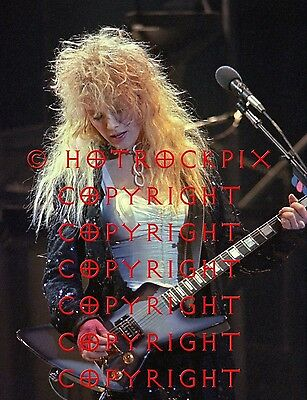 Archival Quality Photo Of Nancy  Wilson Of Heart