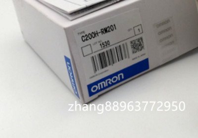 1PC New for Omron PLC C200H-RM201 #3