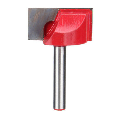 AU 30mm Surface Planing Bottom Cleaning Wood Milling CNC Router Cutting Mill Bit