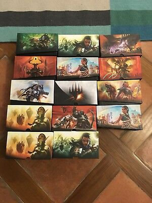 Scatole Fat Box Mtg Magic The Gathering Lotto