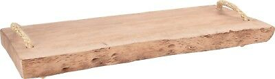 Extra Large Lengkeng Kelengkeng Wood 50cm Long Serving Tray Presentation Board