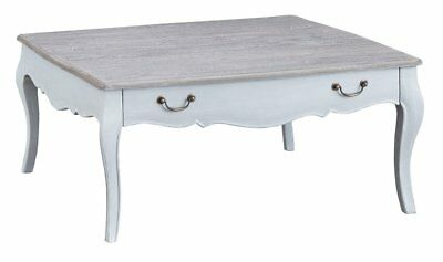 Rouen French Grey Square Coffee Table