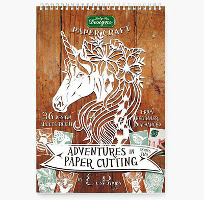 Adventures in Paper Cutting Series Two by Emma Boyes from Katy Sue Designs