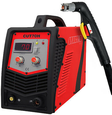 PLASMA CUTTER 70 AMP Spartus Cut 70H CUTTING UP TO 25mm Three Phase 400V