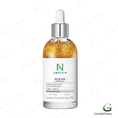 Coreana AMPLE:N Peptide Shot Ampoule 100ml (K-Beauty)