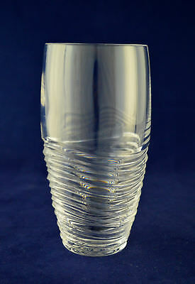 "Stuart Crystal by Jasper Conran ""STRATA"" Hi-Ball Glass – 14.5cms (5-3/4″) Tall"