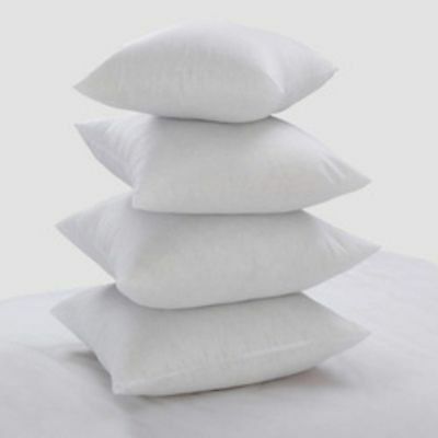 Pack of 4 Extra Deep Filled 22x22 Inches Cushion Pads Inserts Fillers Scatters