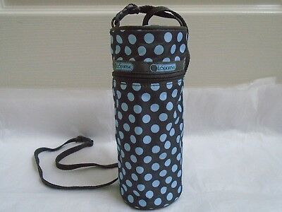 NWOT LeSportsac Thermal Insulated Bag Can Cooler Bottle Holder