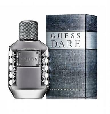 Guess Dare Cologne by Guess for Men 3.4 oz EDT Spray NEW IN BOX SEALED