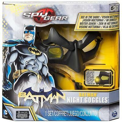 Spy Gear 602681 - Batman Night Goggles Mask Toy - See in the Dark - Knight -...