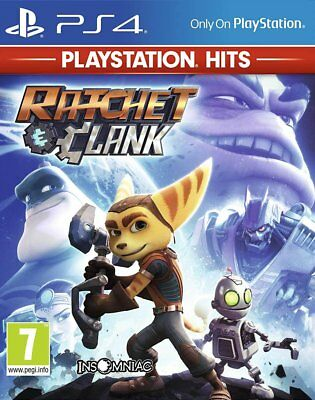 Ratchet AND Clank - PlayStation Hits (PS4) NEW AND SEALED - QUICK DISPATCH