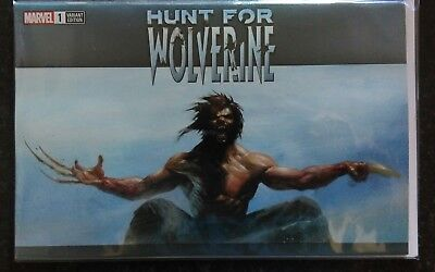 hunt for wolverine #1 variant Dell'otto
