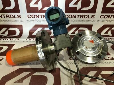 Rosemount 3051SAL1CD2AA1B1010DEF71DA60 Level Transmitter - New Surplus Open