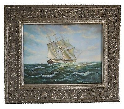 Original Art, Oil Painting on wooden plate, High quality, Very detailed -Sydney