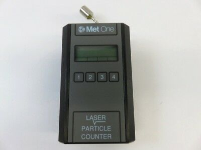 MET ONE 227B Laser Particle Counter
