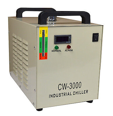 110V Industrial Water Chiller for CNC/ Laser Engraver Engraving Machine