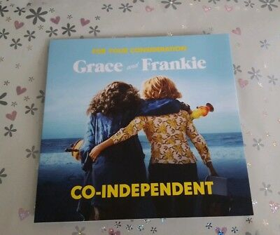 Grace & Frankie Co-independent, Season 4, 4 Episodes, DVD