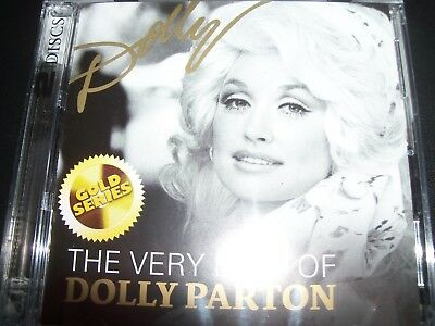 Dolly Parton The Very Best Of Greatest Hits (Australia) (Gold Series) 2 CD - NEW