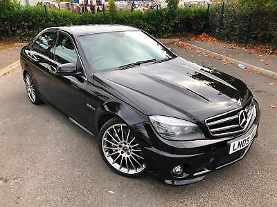 Mercedes-Benz C63 AMG 6.3 7G-Tronic - PX Welcome! Immaculate - Low Miles!