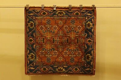 Derbent rug from Turkey. Wool. Alfombra Derbent de Turquía. Lana.