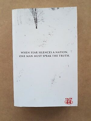 Child 44 - Uncorrected Proof - Tom Rob Smith - First Edition Uk