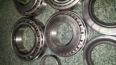 LAND ROVER DISCOVERY 3 REAR DIFFERENTIAL REBUILD KIT-DOK008 with 6 bearings