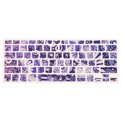 """Keyboard Anti Dust Cover Skin Cover For Apple MacBook Air Pro 13"""" 15"""" 17"""""""