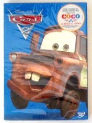 CARS 2 - Disney Pixar - DVD Nuovo