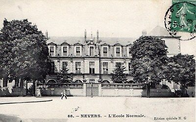 58.CPA.NEVERS  Ecole Normale