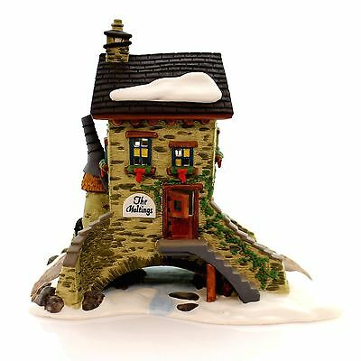 The Maltings  # 58335 Dept 56 Retired  Dickens Village