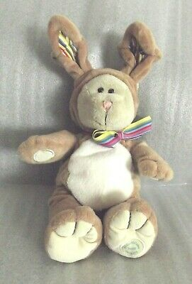 Starbucks Coffee Bearista 75th Edition Easter Bunny Suit Teddy Bear 2008