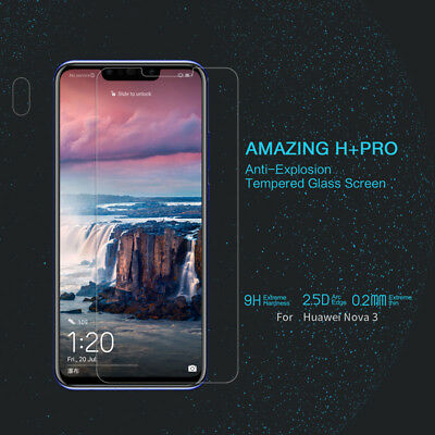 Nillkin H+Pro Anti-Explosion Tempered Glass Phone Protectors For Huawei Nova 3