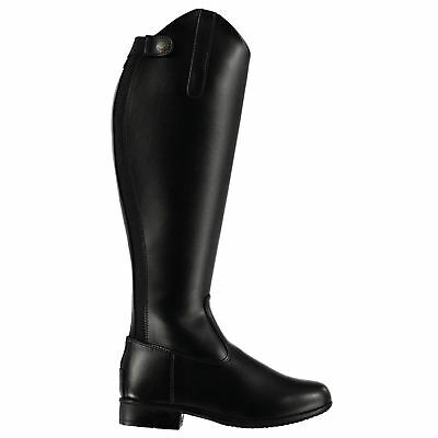 Requisite Foxhill Riding Boots Ladies Long Zip Water Resistant Hacking Schooling