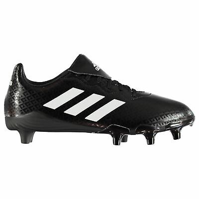 adidas Rumble Rugby Boots Mens Gents Laces Fastened Studs