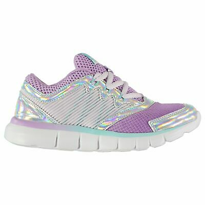 Karrimor Stellar Childrens Girls Running Shoes Road Laces Fastened Ventilated