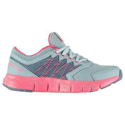 Karrimor Stellar Youngster Girls Running Shoes Road Laces Fastened Ventilated