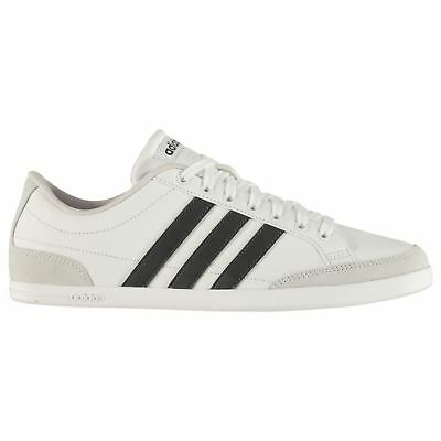 adidas Caflaire Lth Mens Gents Low Sneakers
