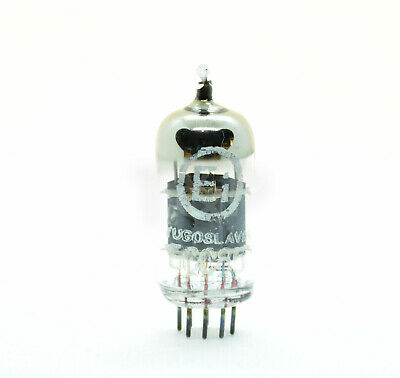 1 x ECC85 - 6AQ8 EI valvula nueva new tube röhre NOS tested