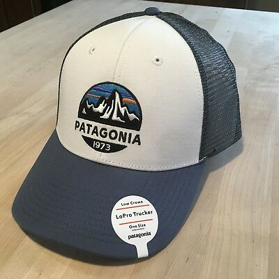 dc531796ab9 PATAGONIA FITZ ROY Scope Lopro Trucker Hat - New With Tags - Forge ...