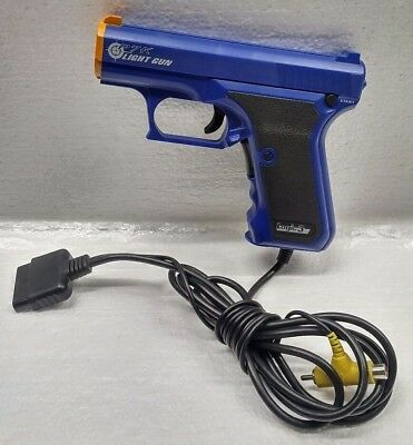 Logic3 P7K Light Gun Controller Accessory for Sony PlayStation 1 One PS1 PSOne
