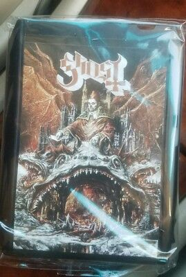 ghost 8track ghost band prequelle